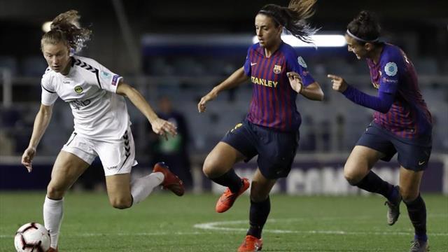 El Barça, a hacer valer el 3-0 de la ida para pasar a semifinales