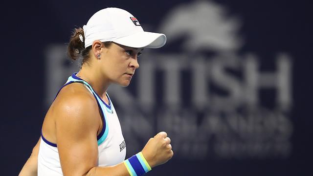 Kvitova tombe face à Barty et ne détrônera pas Osaka