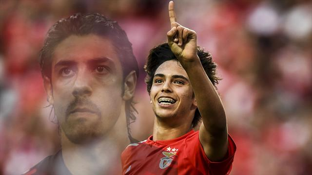 Sognando Rui Costa: Joao Felix, il gioiello del Benfica che piace alla Juventus