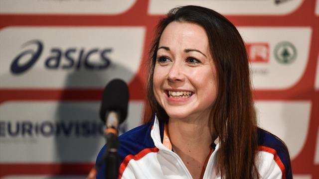 Piasecki relishing leadership role at maiden world championships