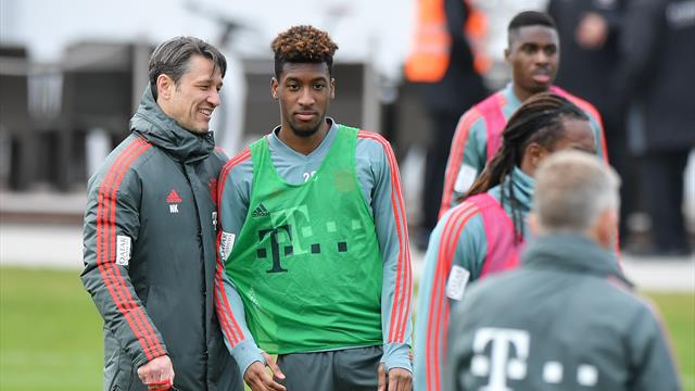 The Warm-Up: Bayern Munich's evil masterplan REVEALED