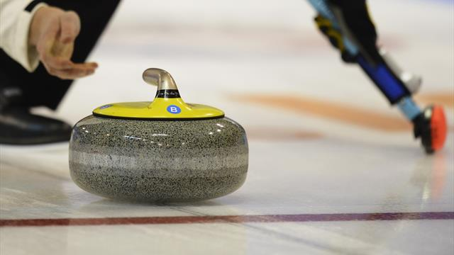 Scotland clinch final play-off place at Curling World Championship
