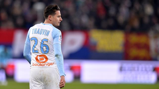 Thauvin slams 'useless' Marseille after Bordeaux defeat