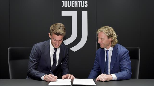 Il lucchese Daniele Rugani resta alla Juventus