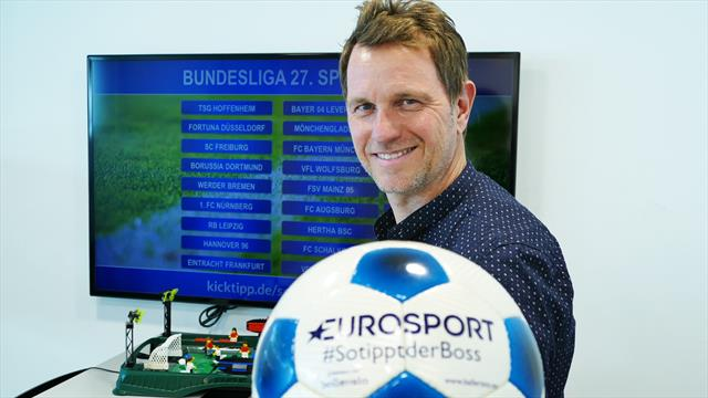 #SotipptderBoss: Schalke kann endlich wieder jubeln