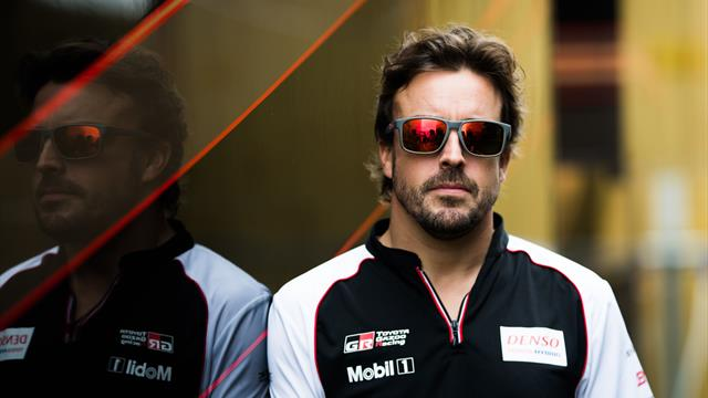 """Alonso : """"J'ai dans l'idée de revenir en Formule 1"""""""