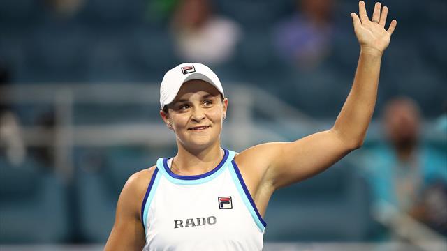 🎾Insólito: Barty sorprende a Pliskova en Miami para convertirse en la 14ª campeona distinta del año