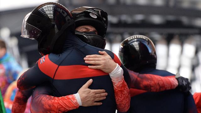 British bobsledders upgraded to Sochi bronze