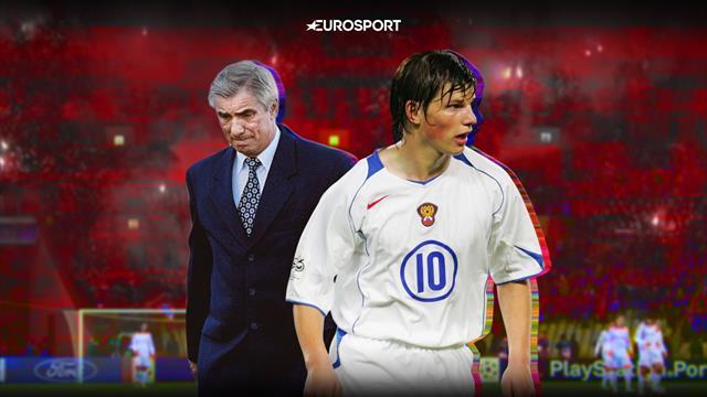 «Время Аршавина пришло позже». Почему 15 лет назад провалилась самая сильная сборная России