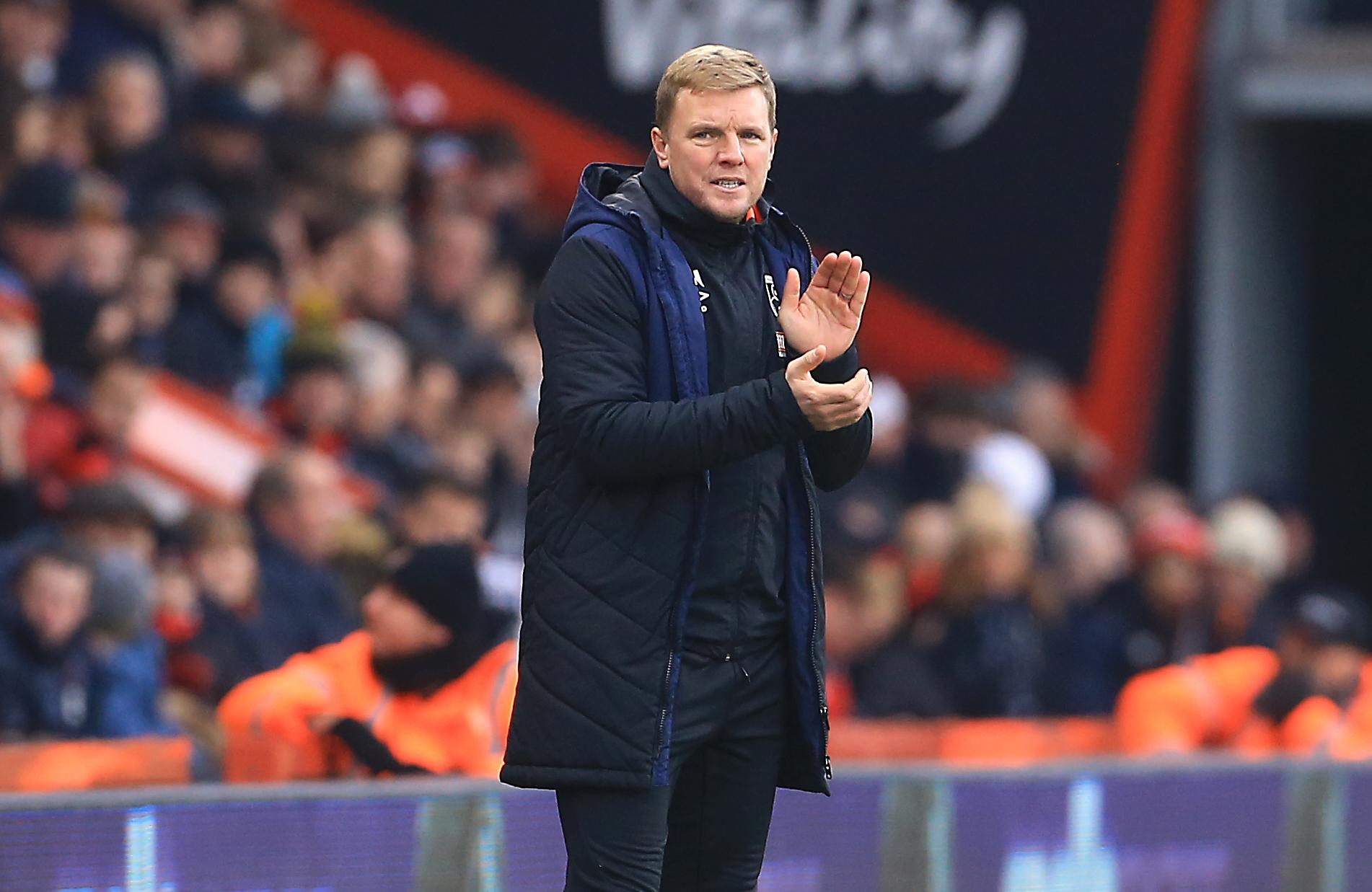Menajer Eddie Howe, önümüzdeki sezon da Bournemouth'un en önemli güçlerinden biri olacak.