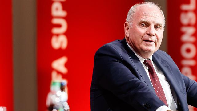 """Hoeneß verrät: Diesen Trainer hatte Bayern """"auf dem Radar"""""""