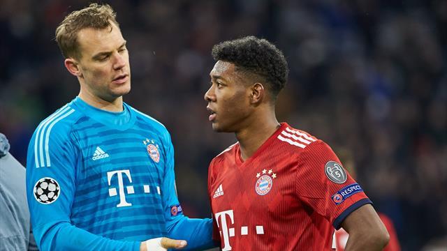 Das sagen die Bayern-Spieler über Perisic