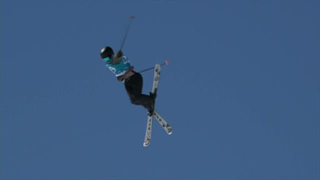 Oldham snatches slopestyle crown