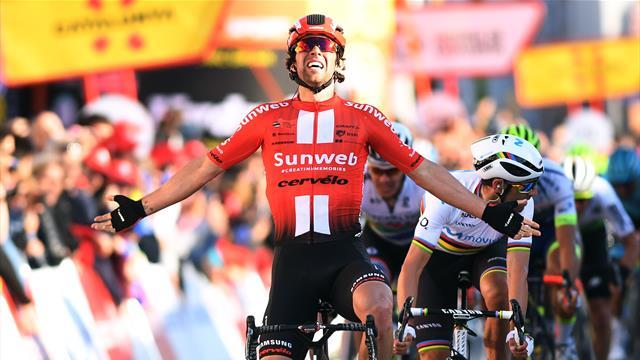 Sans Dumoulin, l'équipe Sunweb mise sur les victoires d'étape