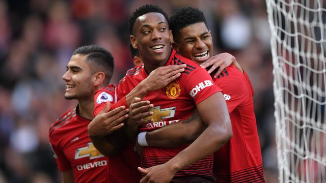 'Bruttino' ma cinico: il Manchester United batte 2-1 il Watford e vola al 4° posto