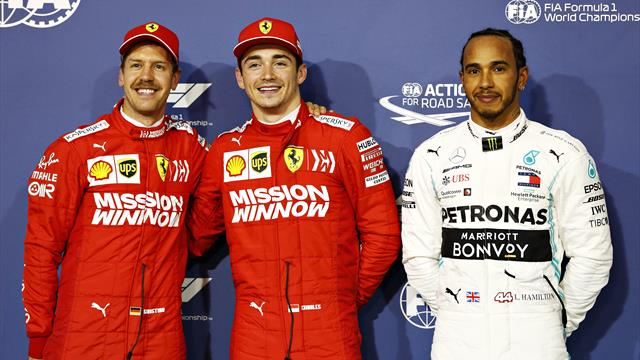 Consigne de Ferrari, déficit de Mercedes, record de Leclerc : le Grand Prix en questions