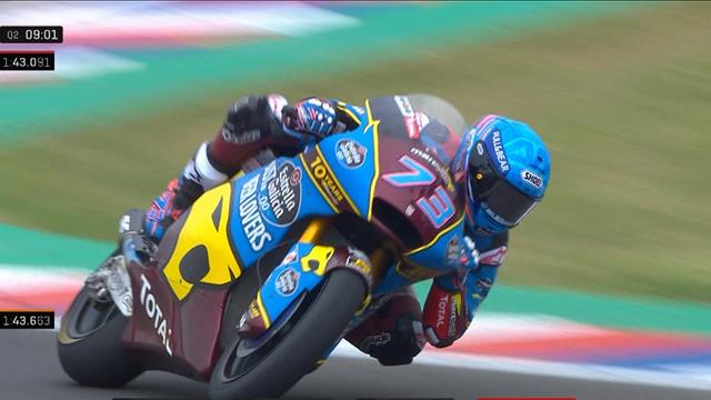 Moto2 GP Argentina | Xavi Vierge naar pole in baanrecord
