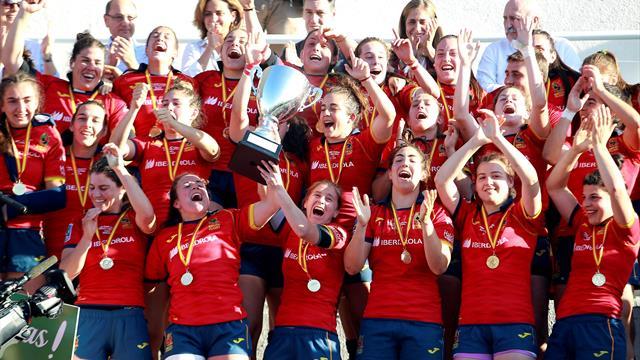 Las leonas se proclaman campeonas de Europa por cuarto año seguido con récord de asistencia