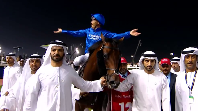 Longines Race of the Week : Un formidable finish et Soumillon touche le jackpot à Dubaï