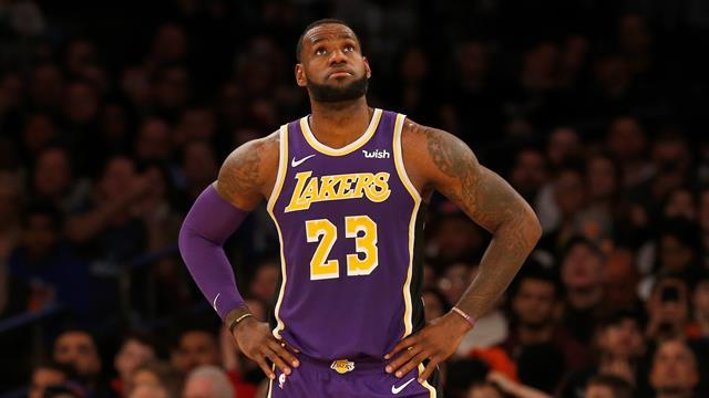 LeBron James choqué par la démission de Magic Johnson des Lakers