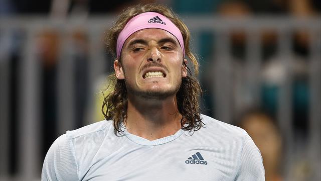 Tsitsipas backtracks on Federer comments