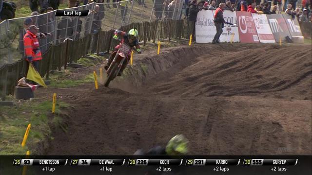 Cairoli wins Race 1 in the Netherlands