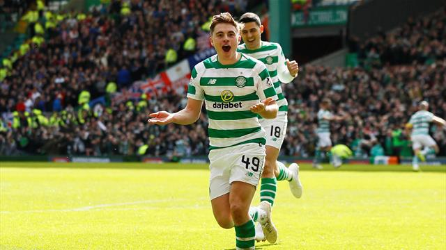 Celtic snatch thrilling Old Firm win