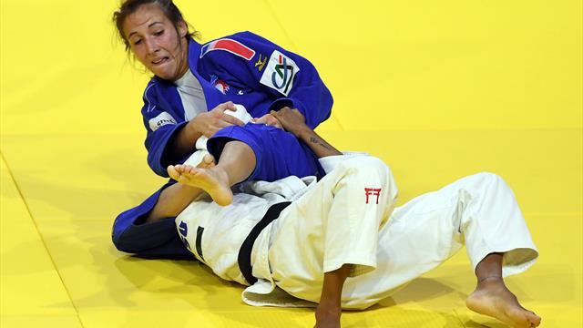Tbilisi (Georgia): triunfo de los galos en el Grand Prix de Judo