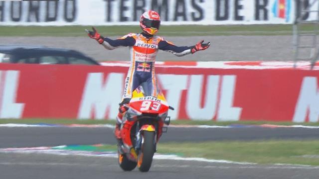 MotoGP - GP Argentina | Oppermachtige Marquez pakt eerste overwinning 2019