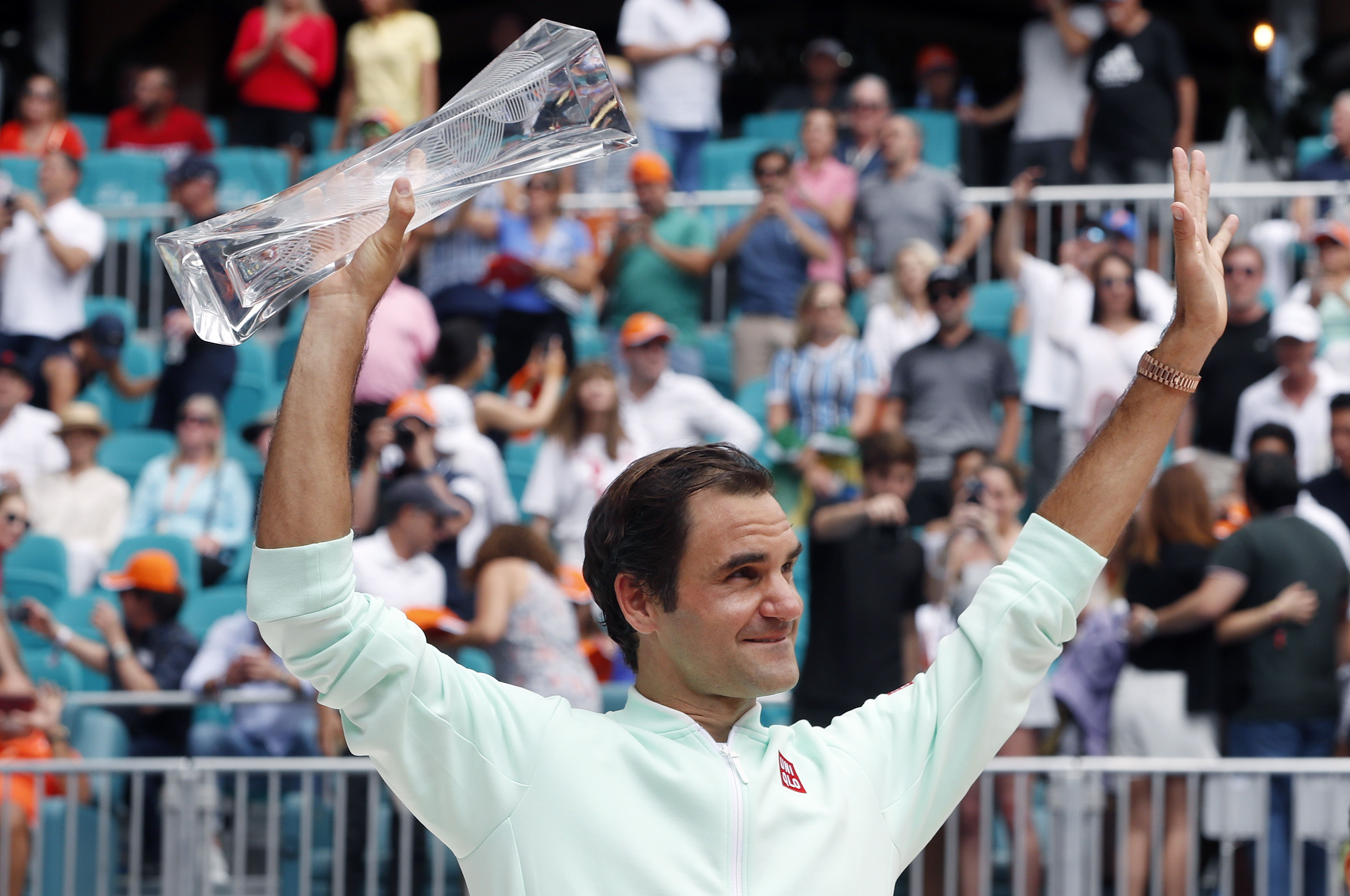 Roger Federer - ATP Miami