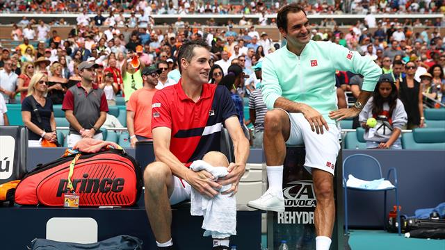 Quand Federer a débuté, Shapovalov n'était pas né