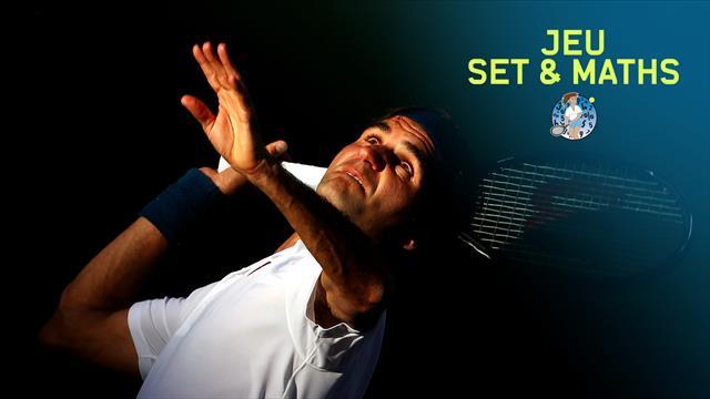 Jeu, Set et Maths : Encore un record pour papy Federer