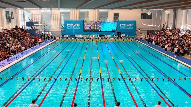 Северният тур по плуване в ефира на Евроспорт