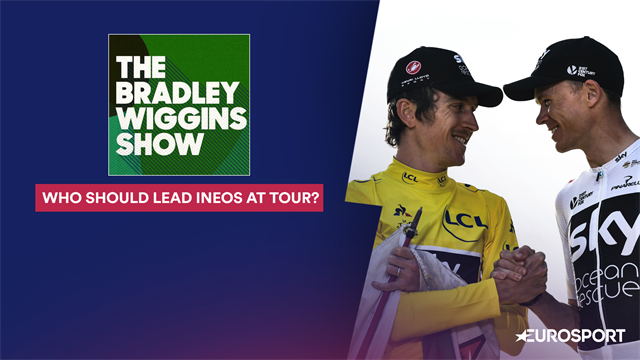 Who should lead Team Ineos at Tour de France?