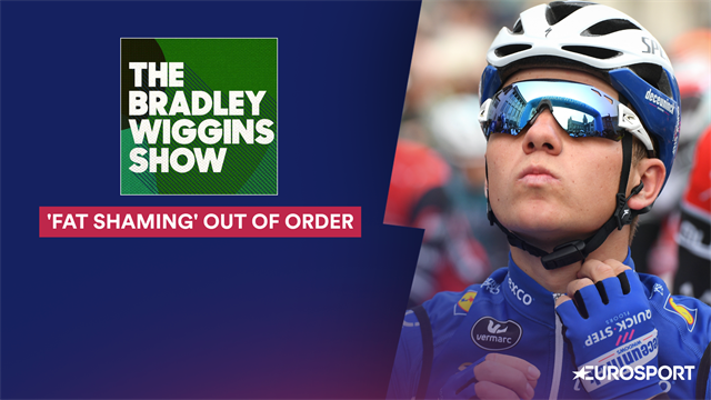 'Out of order!' - 'Fat-shaming' comments upset Wiggins and Stephens