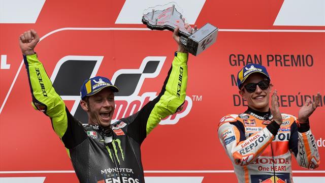 Rossi in Argentina ritrova podio e sorriso. Honda e Marquez sono tornati imbattibili?