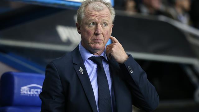 Steve McClaren sacked by struggling QPR