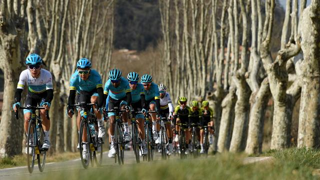 Blazin' Saddles: Advantage Astana as QuickStep stutter and Yates misses out again
