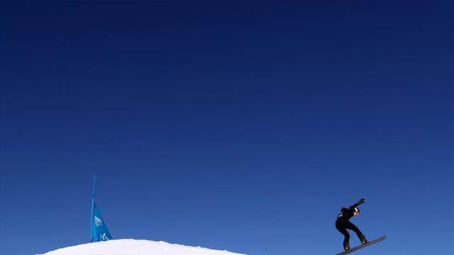Snowboard: Fischer gewinnt Gold bei Junioren-WM