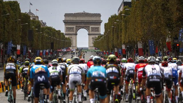 Vive le Tour - Ranskan ympäriajo valtaa Eurosportin!