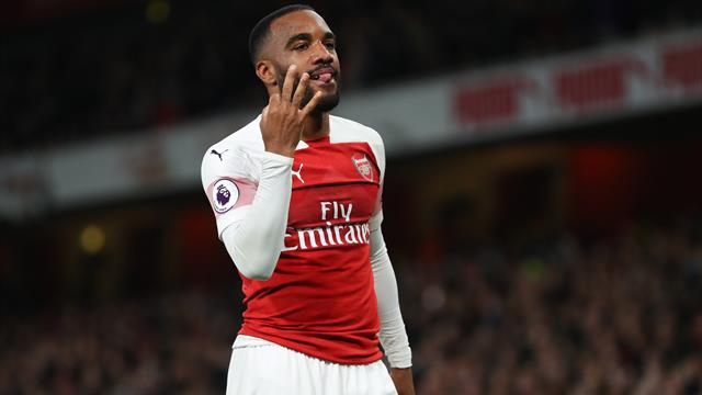 'This is not a drill' – Arsenal fans in meltdown as Lacazette appears on Barca website