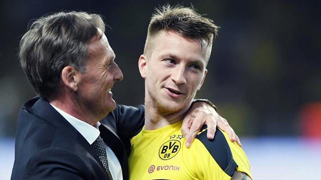 Mit Video   Watzke bietet Reus Job beim BVB an
