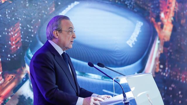 40 équipes, 2 divisions, matches délocalisés : le Real et la FIFA rêvent encore d'une super-ligue