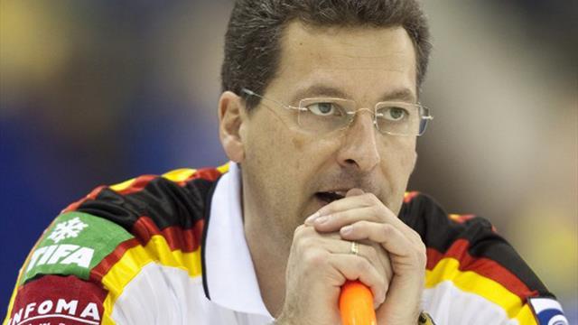 Curling-WM: Nächste Pleite für deutsche Mannschaft