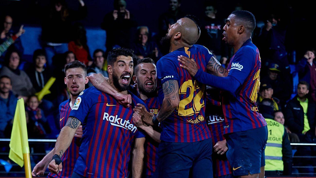 Mené 4-2 par Villarreal à la 80e minute, le FC Barcelone arrache un nul improbable (4-4)