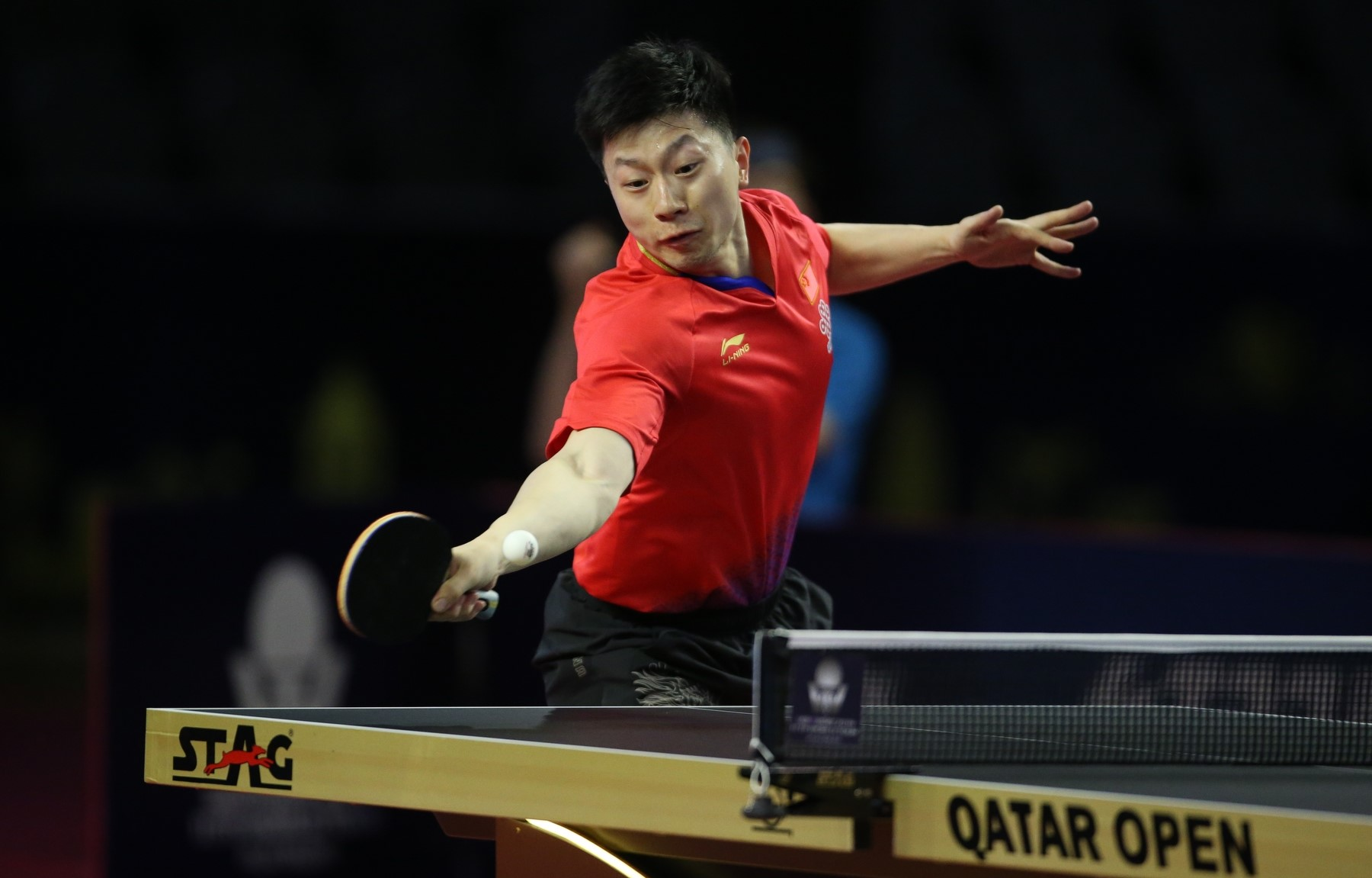 Ma Long Qatar Open