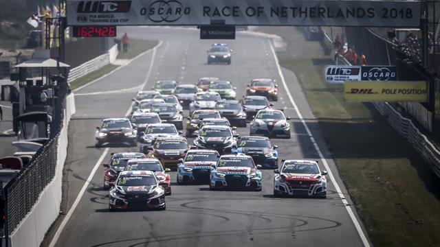 Седем различни марки в автомобилния шампионат WTCR през 2019 година