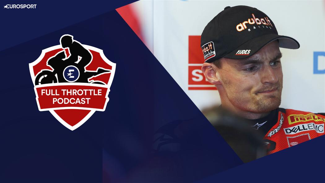68891219 Full Throttle Podcast: Chaz Davies on World Superbike - Superbikes -  Eurosport UK