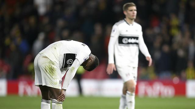 Klubbeier beklager for Fulhams nedrykk