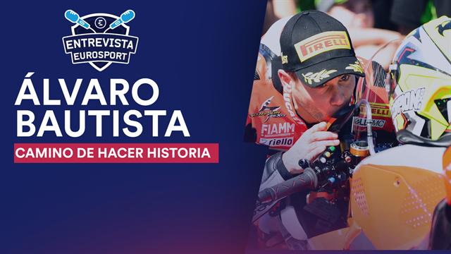"""Álvaro Bautista: """"Estoy encantado en Superbikes, el ambiente es más sano que en MotoGP"""""""